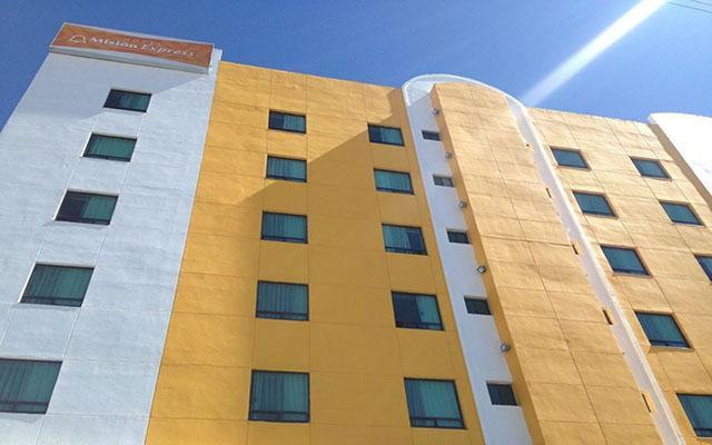 Hotel Misión Express Pachuca