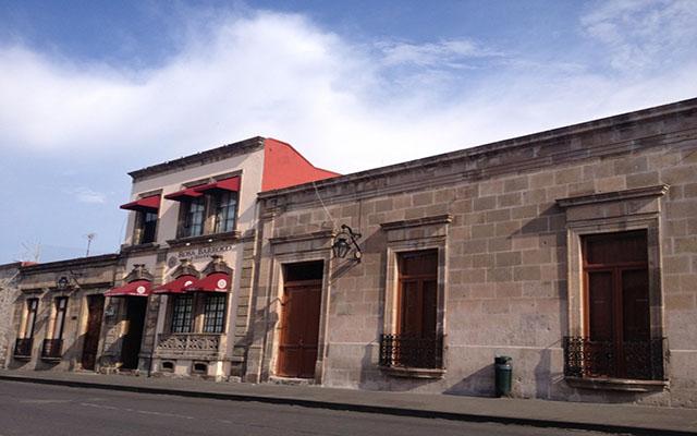 Hotel Rosa Barroco en Morelia Ciudad