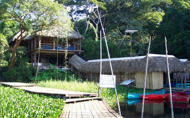 Nanciyaga Reserva Ecologica en Catemaco