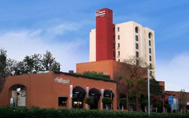 NE Hotel Nueva Estancia en León