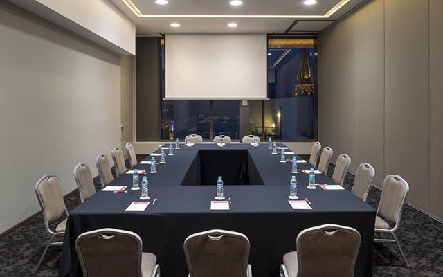 NH Collection Guadalajara Centro Histórico, sala de reuniones