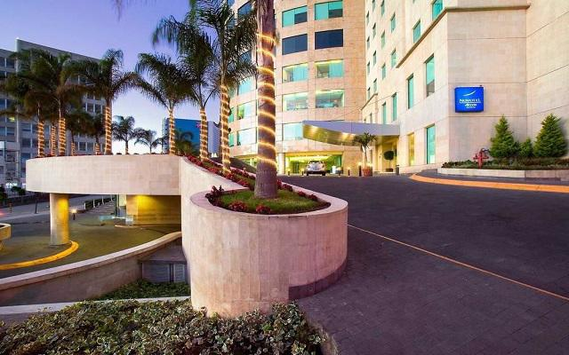 Novotel Mexico City Santa Fe en Santa Fe