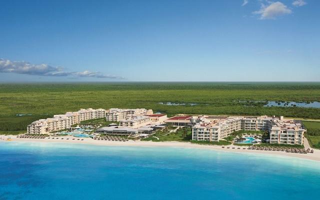 Now Jade Riviera Cancún Resort and Spa en Puerto Morelos