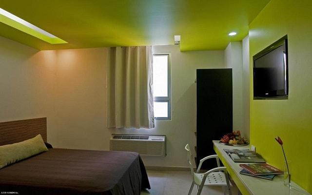 Nu Hotel, espacios diseñados para tu descanso