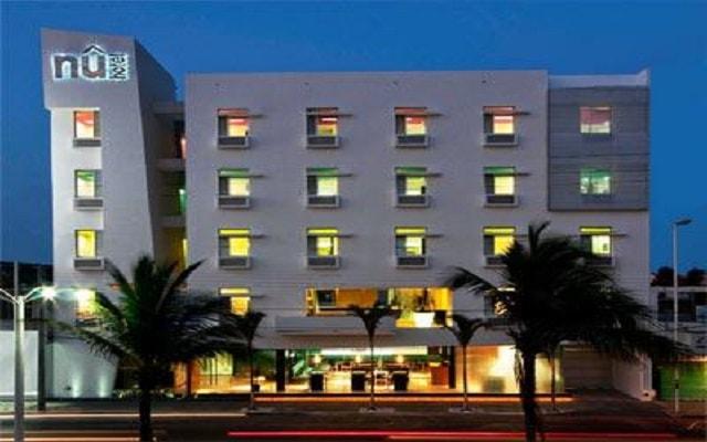 Nu Hotel en Veracruz Puerto