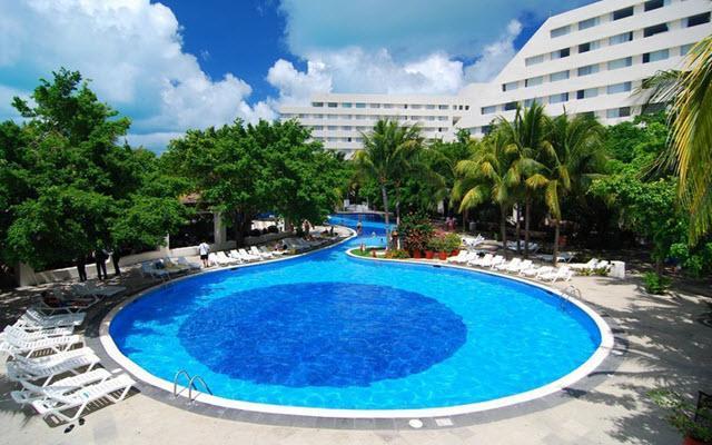Hotel Oasis Palm uno de lo mejores hoteles familiares todo incluido de Cancún