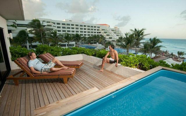 Hotel Grand Oasis Sens, habitaciones con todas las comodidades