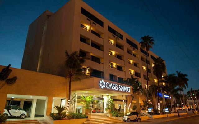 Hotel Oasis Smart, en el centro para viajeros de negocios