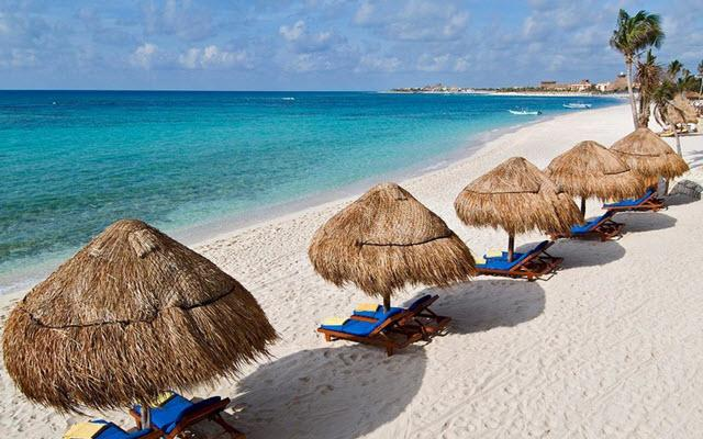 Vuelo y Hotel Grand Oasis Tulum Riviera Maya + Tour Chichen Itzá + Traslado