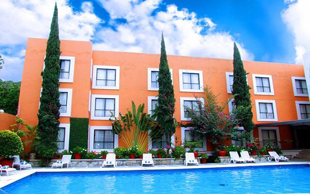 Hotel Oaxaca Dorado en Oaxaca Ciudad