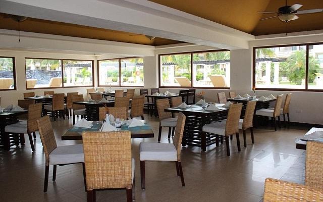 Ocean Spa Hotel, escenario ideal para tus alimentos