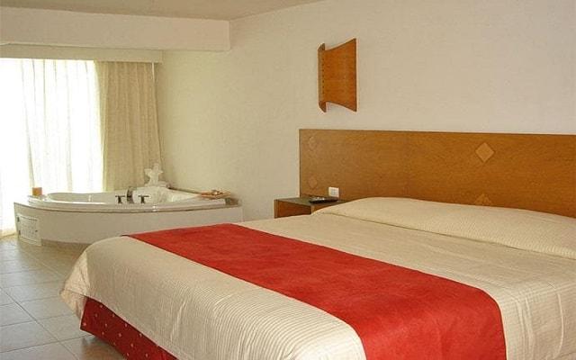 Ocean Spa Hotel, amplias y luminosas habitaciones