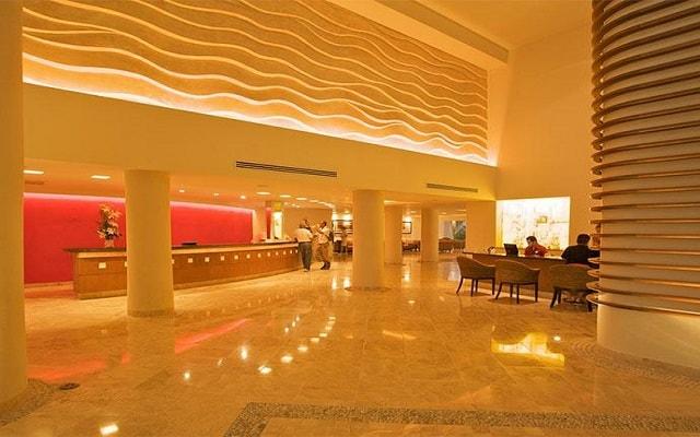 Ocean Spa Hotel, lobby