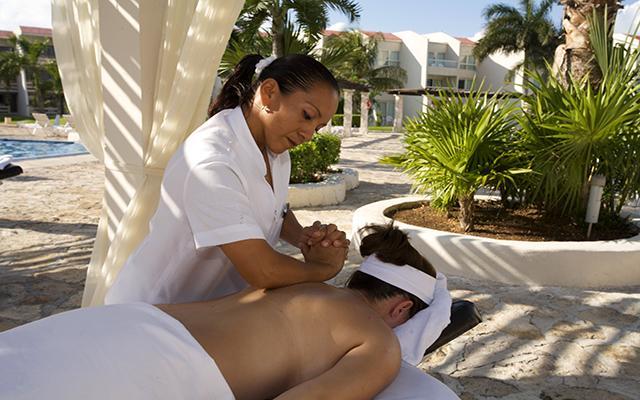 Ocean Spa Hotel, Ya'ax Ché Spa