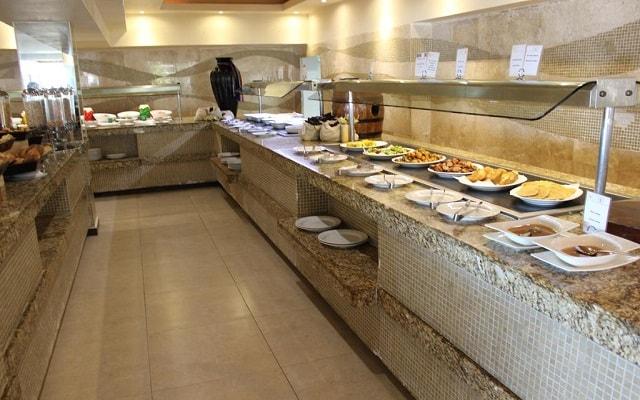 Ocean Spa Hotel, variado menú para tus comidas