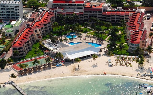 Ocean Spa Hotel, panorámica