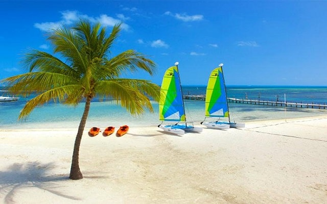 Ocean Spa Hotel, ubicado en una de las mejores playas