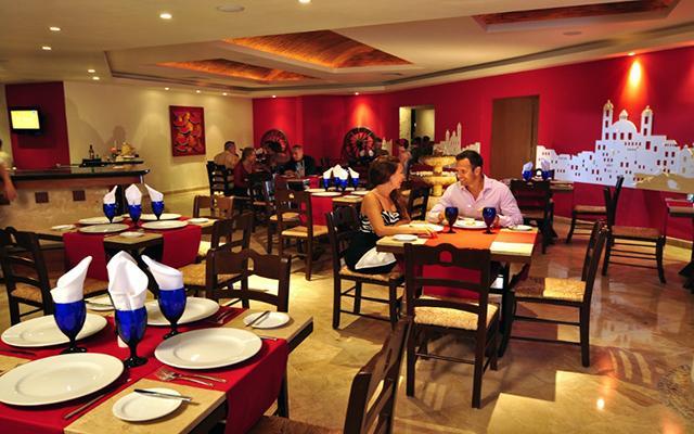 Ocean Spa Hotel, gastronomía de calidad