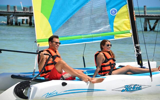 Ocean Spa Hotel, actividades acuáticas