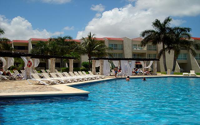 Paquete ocean spa hotel paquetes familiar en cancun for Hotel spa familiar