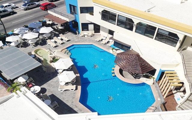 Olas Altas Inn Hotel and Spa, disfruta de su alberca al aire libre