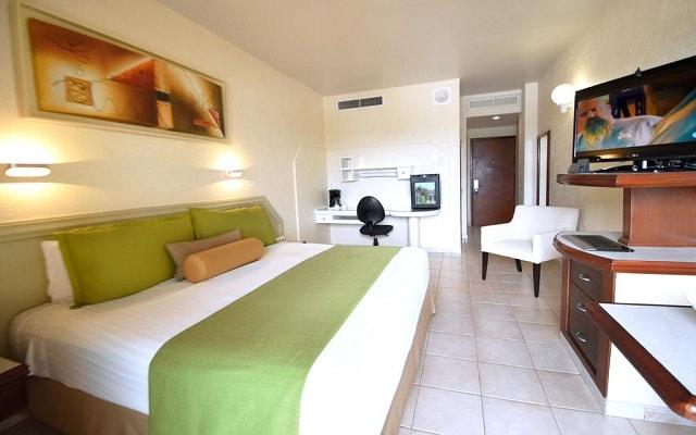 Olas Altas Inn Hotel and Spa, amplias y luminosas habitaciones