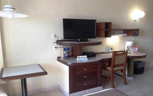Olas Altas Inn Hotel and Spa, habitaciones bien equipadas