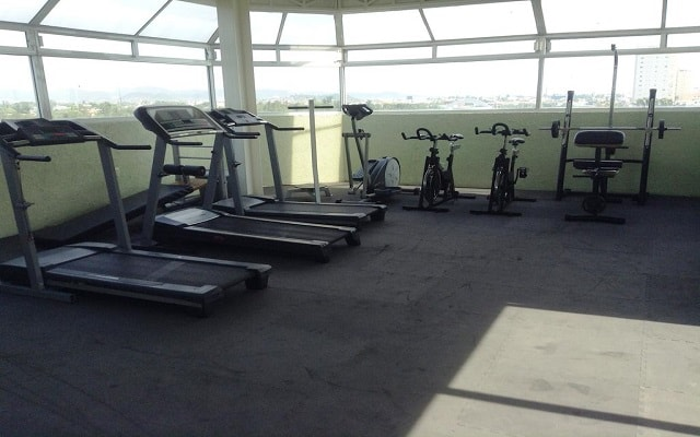 Olas Altas Inn Hotel and Spa, gimnasio
