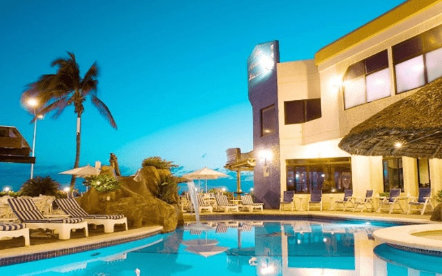 Olas Altas Inn Hotel and Spa, escenarios fascinantes
