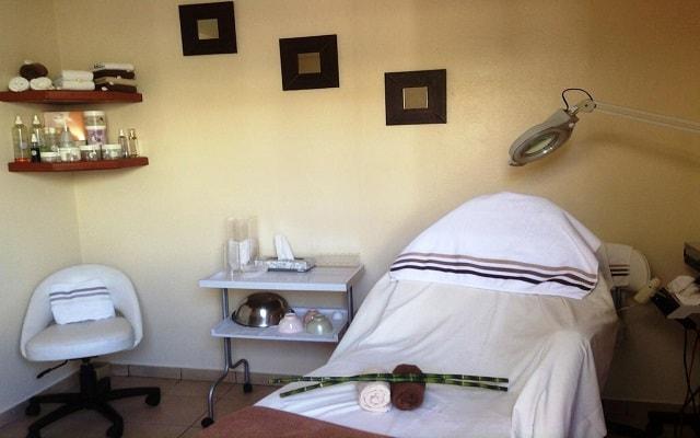 Olas Altas Inn Hotel and Spa, permite que te consientan en el spa