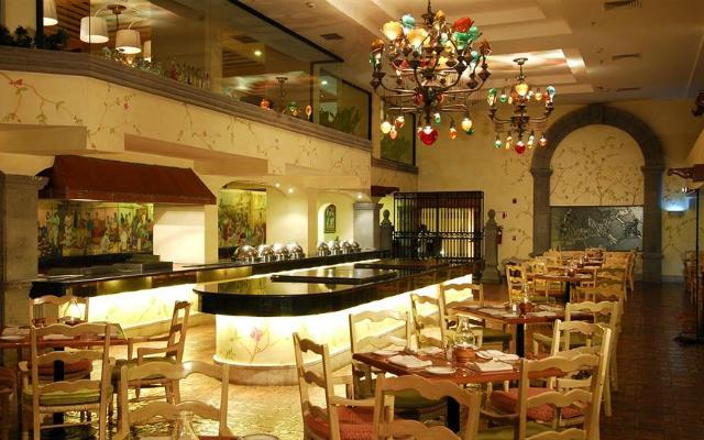 Restaurantes Omni Cancún Hotel y Villas