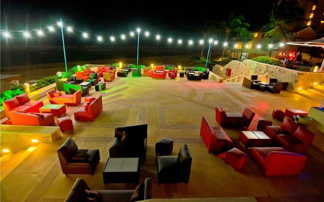Gran terrazas del Omni Cancún Hotel y Villas