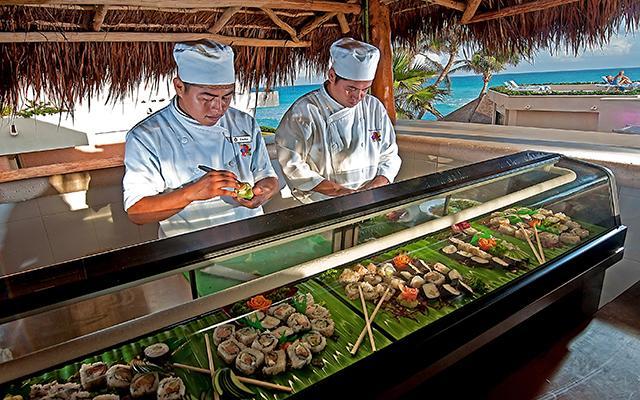 No te pierdas del servicio y la calidad en el Sushi Bar