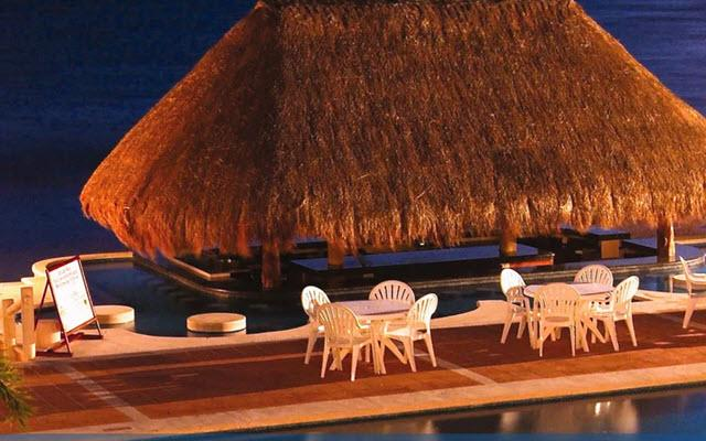 Palapa Bar Omni Puerto Aventuras Beach Resort