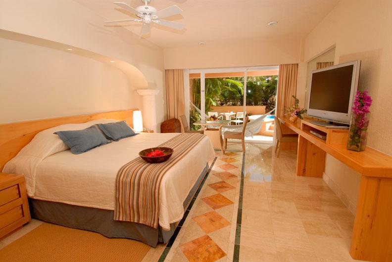 Habitación del hotel Omni Puerto Aventuras Beach Resort