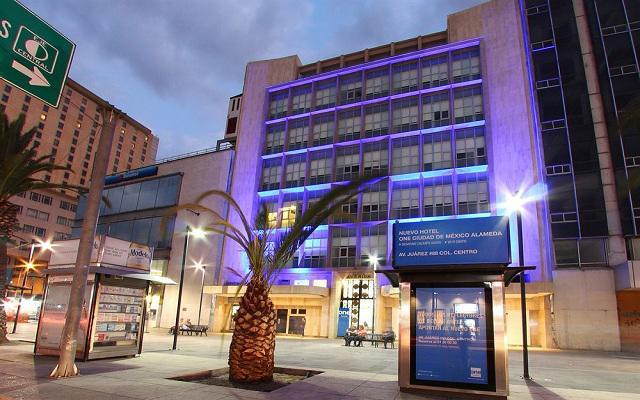Hotel One Ciudad de México Alameda, buena ubicación
