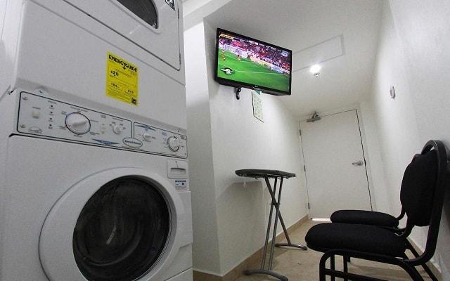 Hotel One Ciudad de México Alameda, lavandería de autoservicio
