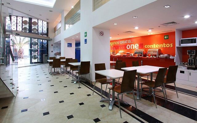 Hotel One Ciudad de México Alameda, cómodas instalaciones