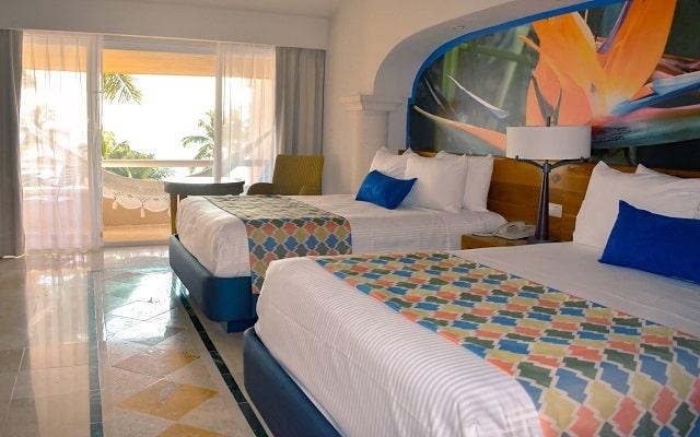 Pa Beach Club & Hotel, amplias y luminosas habitaciones
