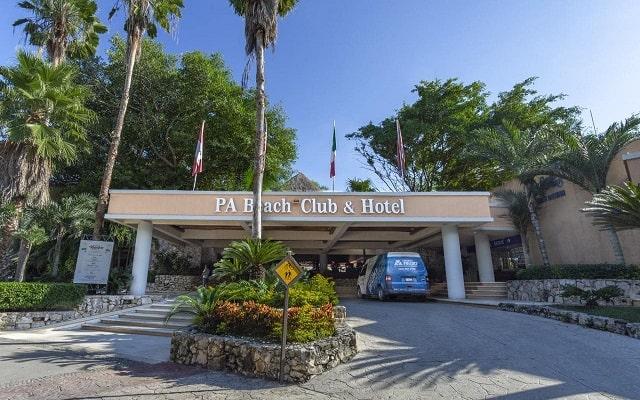 Pa Beach Club & Hotel, buena ubicación
