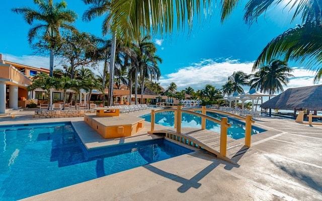 Pa Beach Club & Hotel, escenarios fascinantes