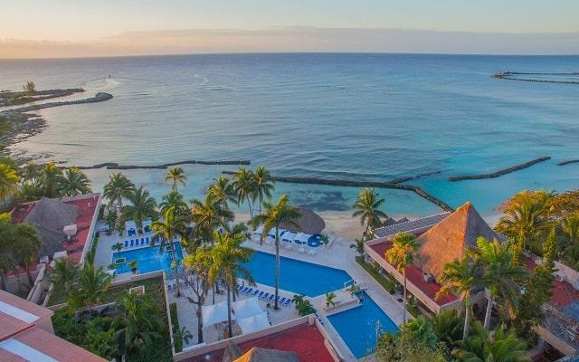 Pa Beach Club & Hotel, hermosas vistas aéreas