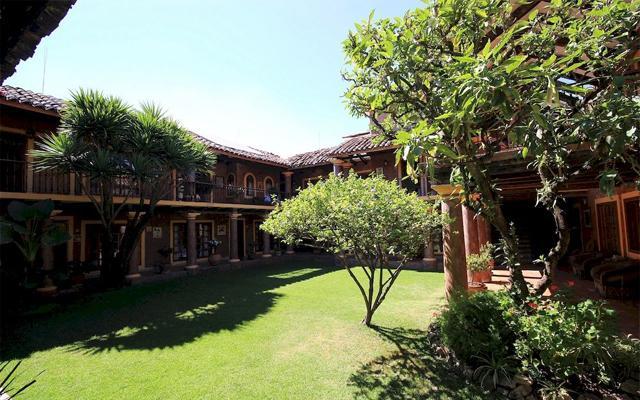 Instalaciones Hotel Casa Mexicana San Cristóbal de las Casas Chiapas