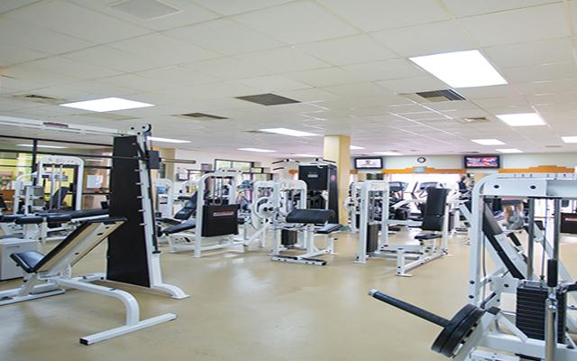 Paradise Village Beach Resort and Spa, gimnasio para uso exclusivo