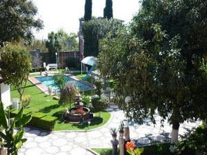 Paraíso Hotel Garden & Spa en Cuernavaca Ciudad