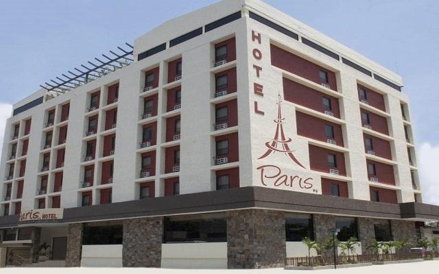 Paris FC Hotel en Poza Rica