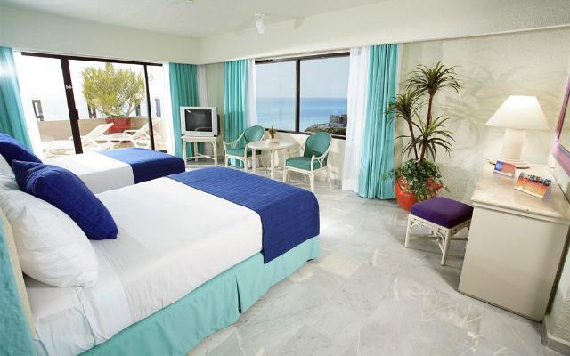 Cómodas suites y habitaciones