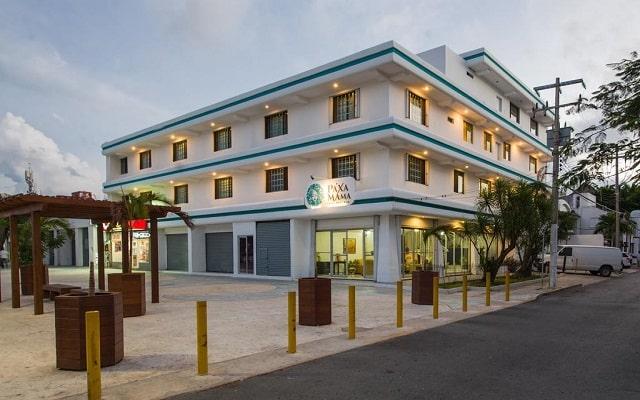 Pa'Xa Mama Hotel Boutique en Cancún Centro