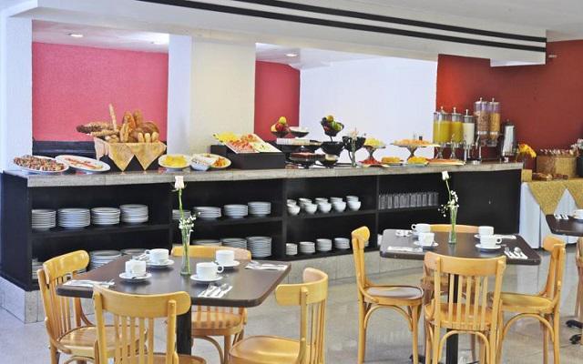 El restaurante Boboli te ofrece servicio de desayunos