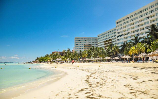 Vista panorámica Dreams Sands Cancún Resort & Spa